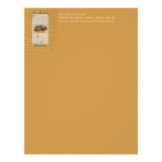 Alice and The Crabs Letterhead