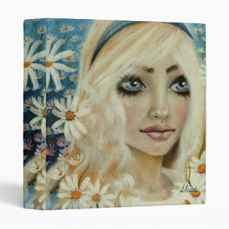 Alice and the Daisies Binder