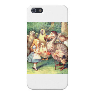 Alice and the Dodo Bird at the Caucus Race iPhone SE/5/5s Case