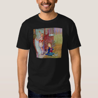 Alice and The Frog Footman At The Duchess' Doorway Shirt