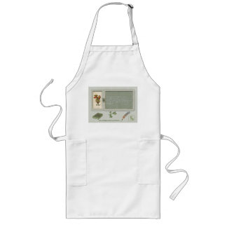 Alice and The Knave of Hearts Long Apron