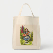 Alice and the Pig Baby 2 Tote Bag