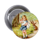Alice and the Pig Baby Buttons