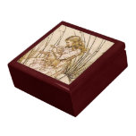 Alice and the Pig Baby Keepsake Box