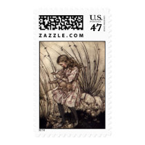 Alice and the Pig Baby Postage