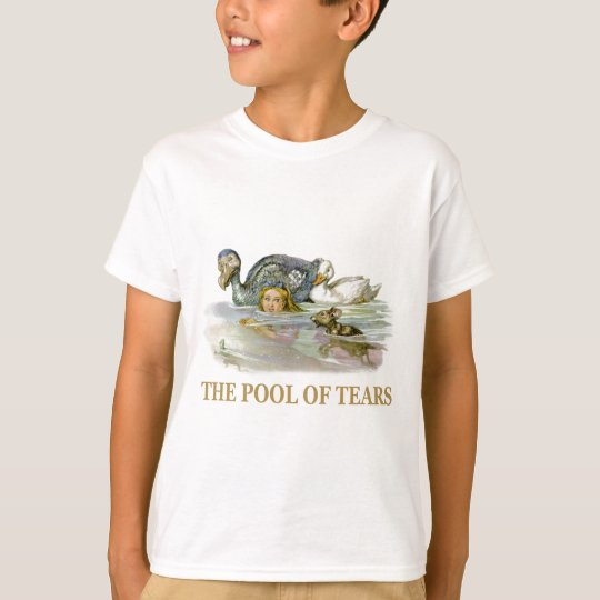 Alice and the pool of tears T-Shirt