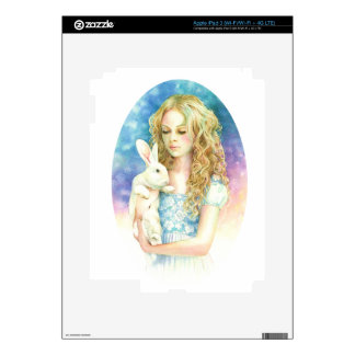 Alice and the Rabbit Skins For iPad 3
