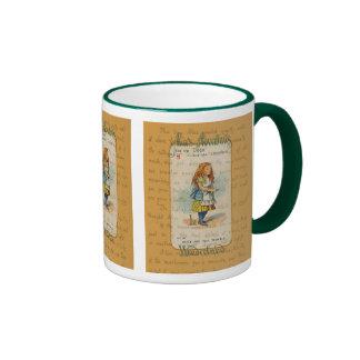 Alice and the Thimble Ringer Mug