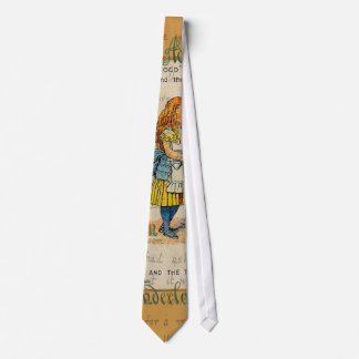 Alice and the Thimble Tie