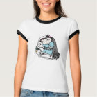 Alice and the White Rabbit T-Shirt