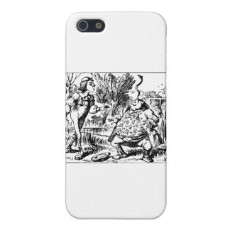 Alice and Tweedle Dee and Tweedle Dum Case For iPhone 5