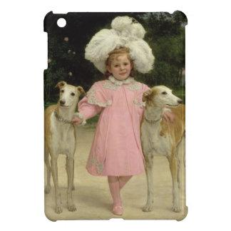 Alice Antoinette de la Mar, aged five iPad Mini Covers
