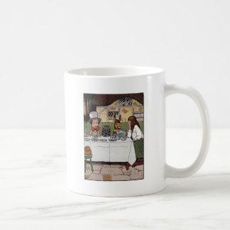 Alice at the Mad Tea Party Coffee Mug