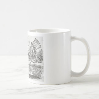 Alice at the Tea Party Mug