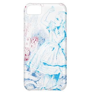 Alice Attacked By Cards iPhone 5C Covers