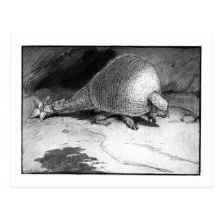 Alice B. Woodward: Daedicurus art postcard