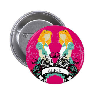 alice badges pinback button