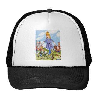 Alice Becomes Queen Alice in Wonderland Trucker Hat