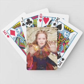 Alice | Believe the Impossible 2 Bicycle Playing Cards