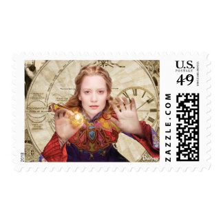 Alice | Believe the Impossible Postage Stamp