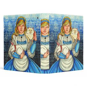 Alice Binder binder