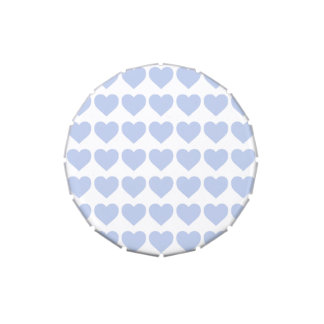 Alice Blue Hearts in an English Country Garden Jelly Belly Tins