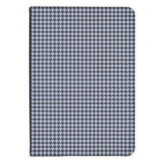 Alice Blue Houndstooth in English Country Garden Kindle Cover