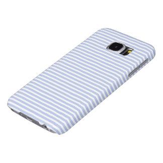Alice Blue in an English Country Garden Samsung Galaxy S6 Cases