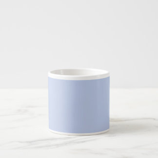 Alice Blue in an English Country Garden Espresso Cup