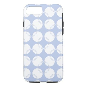 Beach Themed Alice Blue in an English Country Garden iPhone 7 Case