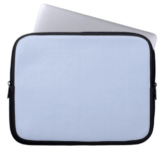 Alice Blue in an English Country Garden Laptop Computer Sleeve