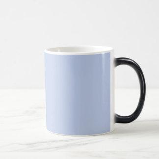 Alice Blue in an English Country Garden Magic Mug