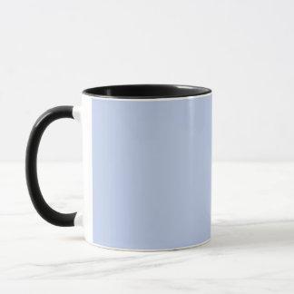 Alice Blue in an English Country Garden Mug