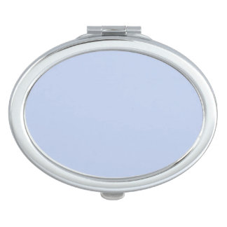 Alice Blue in an English Country Garden Vanity Mirrors