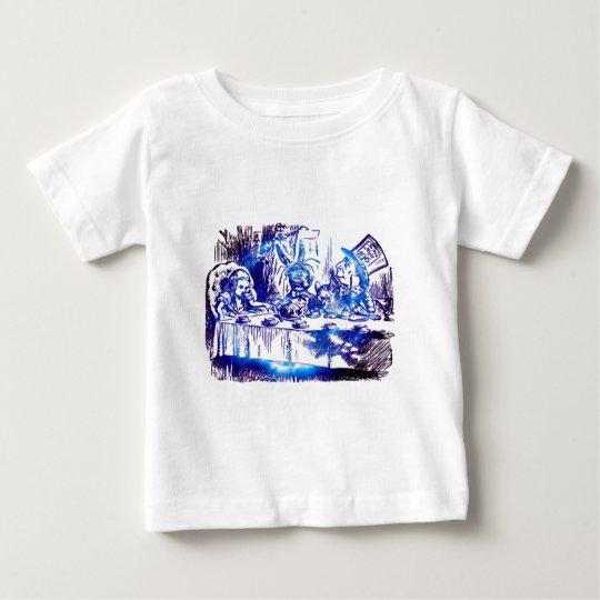 Alice Blue Nova Baby T-Shirt