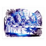 Alice Blue Nova Postcard
