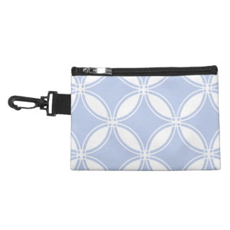 Alice Blue Quatrefoil in an English Country Garden Accessories Bags