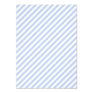 Alice Blue Tent Stripe in English Country Garden Card
