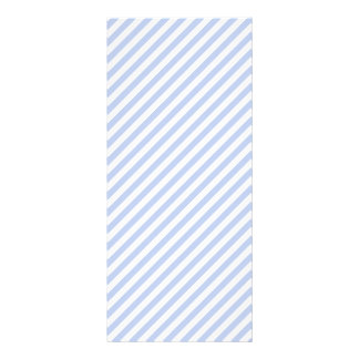 Alice Blue Tent Stripe in English Country Garden Rack Card