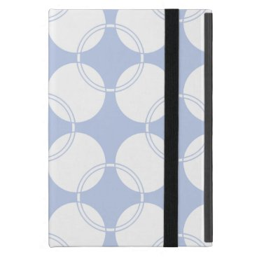 Beach Themed Alice Blue Wimbledon in an English Country Garden iPad Mini Case