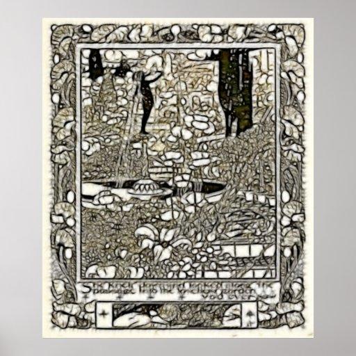 Alice Burno 1 Print