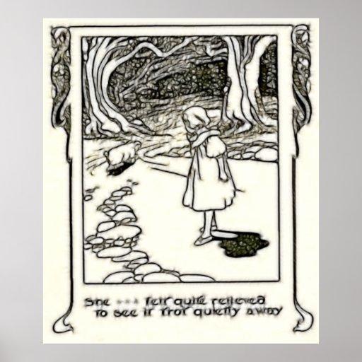 Alice Burno 7 Canvas Print