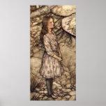 Alice by Arthur Rackham Print