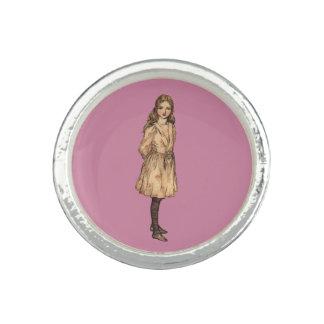 Alice by Arthur Rackham Ring