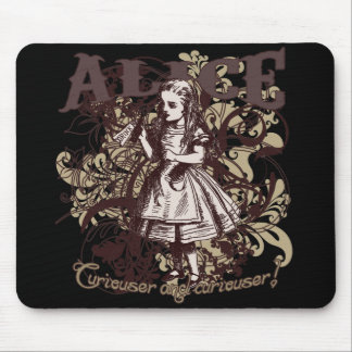 Alice Carnivale Style Mouse Pad