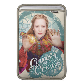 Alice | Curiouser and Curiouser 2 MacBook Sleeve