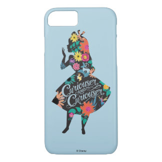 Alice | Curiouser and Curiouser iPhone 8/7 Case