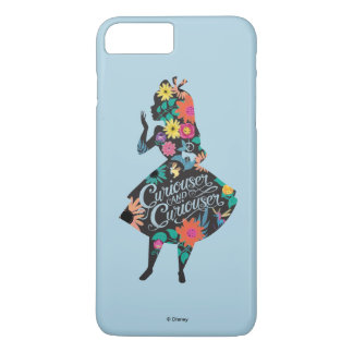 Alice | Curiouser and Curiouser iPhone 8 Plus/7 Plus Case