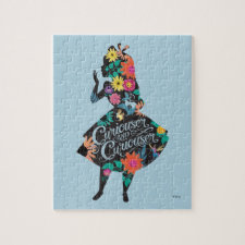 Alice | Curiouser and Curiouser Jigsaw Puzzle