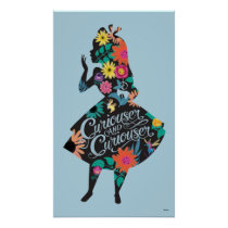 Alice | Curiouser and Curiouser Poster